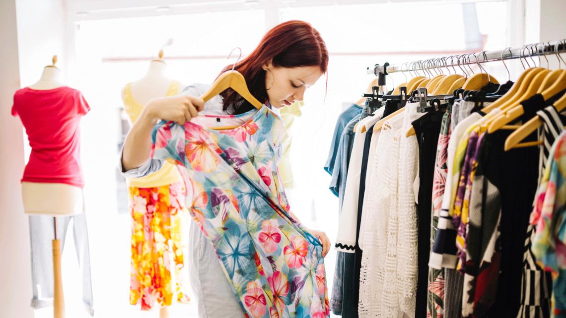 5 dicas para escolher uma roupa de qualidade!