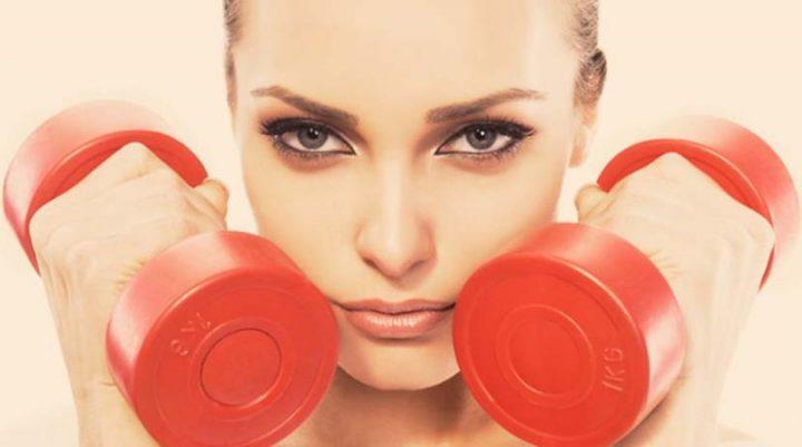 Qual maquiagem uso para treinar? Será que uso?